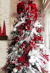 30, Awesome, Christmas, Tree, Decorating, Ideas, U2013, Eazy, Glam
