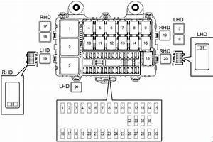 1974 Isuzu Truck Fuse Block Diagram