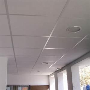 Pose D Un Faux Plafond En Ba13 : faux plafonds et placoplatre ba13 marrakech bati comptoir ~ Melissatoandfro.com Idées de Décoration