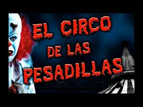 el circo de las pesadillas