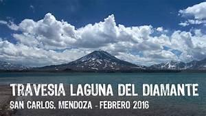 Traves U00eda A La Laguna Del Diamante  San Carlos  Mendoza
