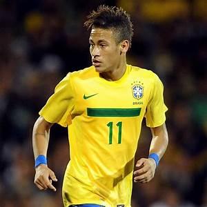 football neymar soccer player