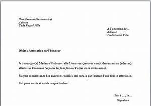Pret Honneur Caf : t l charger mod le de d claration sur l 39 honneur gratuit le logiciel gratuit ~ Gottalentnigeria.com Avis de Voitures