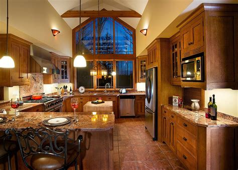 craftsman kitchen designs 25 stylish craftsman kitchen design ideas 2985
