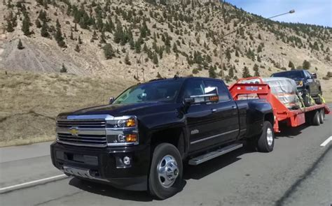 2016 Chevy Silverado 3500 HD Surprises On the Ike Gauntlet