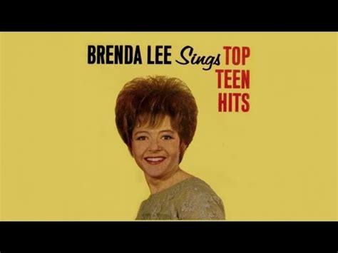 brenda lee hit songs brenda lee sings top teen hits full album vintage