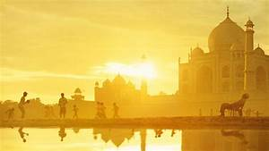 Full HD Wallpaper million dollar arm temple sunset india ...
