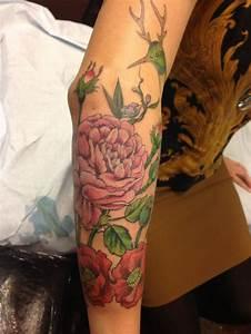 M Designs Jewelry Vintage Flower Vintage Flower Tattoos