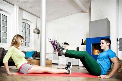Fitnessübungen Für Zu Hause Fitness Zuhause  Fit For Fun