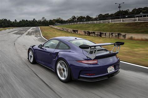 Porsche 911 Gt3 Rs Specs
