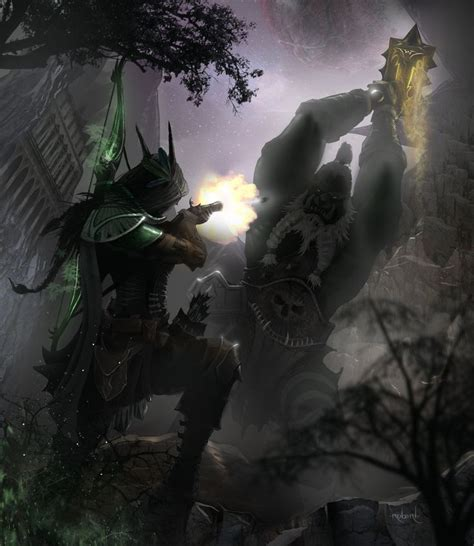 world  warcraft concept art worth collecting