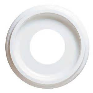 westinghouse 10 in smooth white finish ceiling medallion 7703700 the home depot