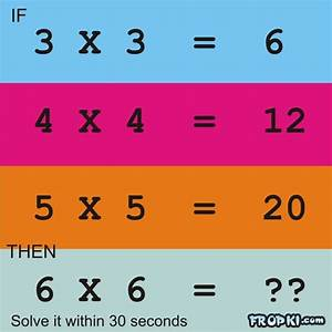 What is the 4th Answer of the Mathematical Equation