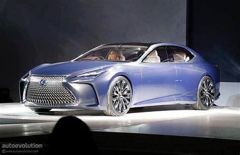 Lexus Brings the LF-FC Flagship Concept to the Detroit ...