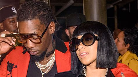 cardi b upset with offset cardi b upset over offset cheating scandal she cried