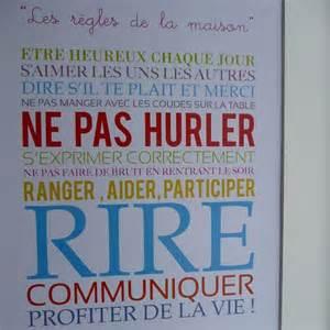 regle de la maison a imprimer affiche quot r 232 gles de la maison quot r 232 gles de la maison de la maison et affiches