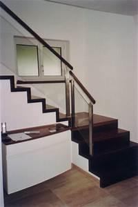 Treppe Mit Glas : wagner holz treppenbau gmbh arbeitsbeispiele treppenbau ~ Sanjose-hotels-ca.com Haus und Dekorationen