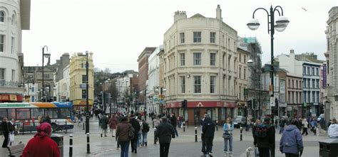 hastings   ranked     deprived area