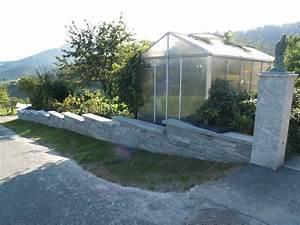Mauer Bauen Fundament : kleine granitsteinmauer fundament bauforum auf ~ Orissabook.com Haus und Dekorationen