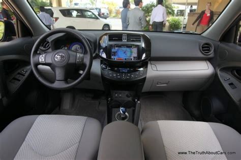 pre production review  toyota rav ev  truth