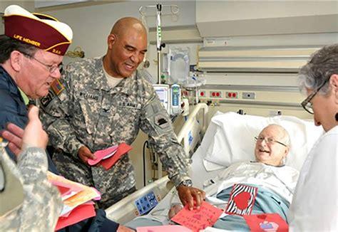 national salute  veteran patients week veterans health