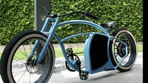E-bike Enorm V2 Custom Cruiser