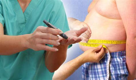 diabetes type  symptoms high blood sugar risk increased