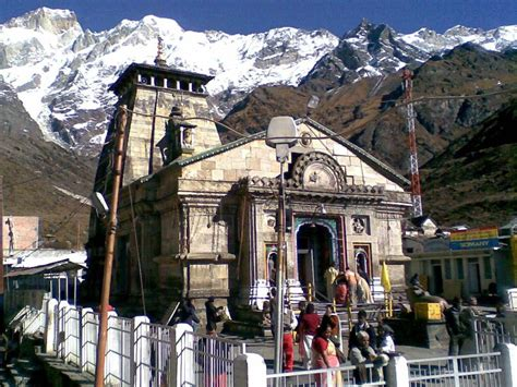 Free Download Kedarnath Temple Wallpapers
