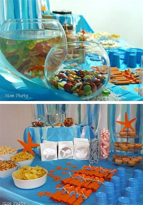 Under The Sea Birthday Party {guest Feature