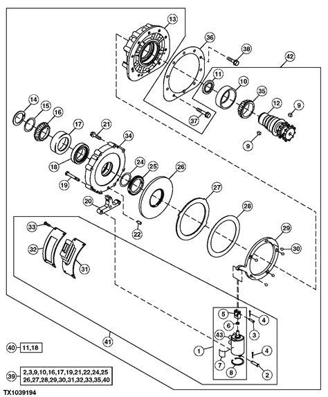 deere 320 skid steer wiring diagram