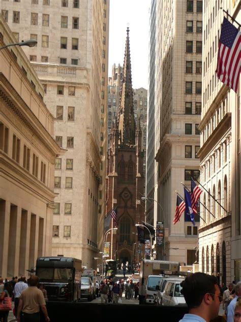 foto  york wall street gratis fotos om te printen