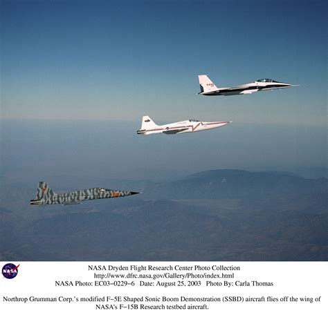 Nasa Dryden F-15b Photo Collection