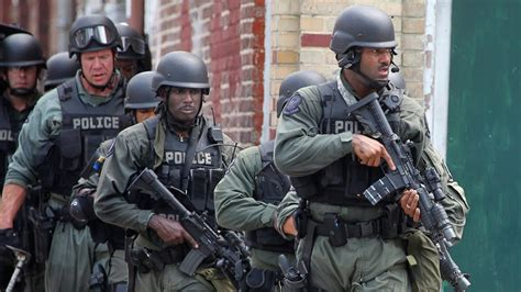 local cops ready  war  homeland security funded