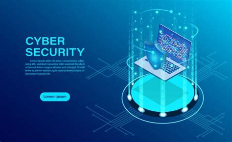 banner  businessman protect data  premium