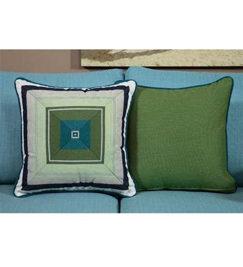 Large Accent Pillows by Baltic Indoor Outdoor Large Accent Pillow Plowhearth