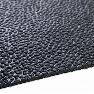 Tapis En Caoutchouc : tapis sol caoutchouc 2 largeurs sur mesure ~ Dode.kayakingforconservation.com Idées de Décoration