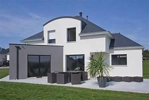 Maison Architecte Plan : dessin maison moderne facile ~ Dode.kayakingforconservation.com Idées de Décoration