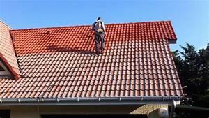 Traitement de toiture tuile avec hydrofuge coloré YouTube