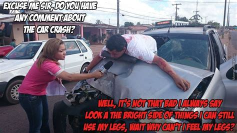 Funny Car Accident Memes