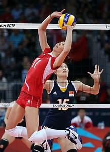 Olympics Day 3 - Volleyball - Zimbio