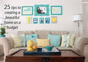 how to decorate your home on a budget With how to decorate a house on a budget