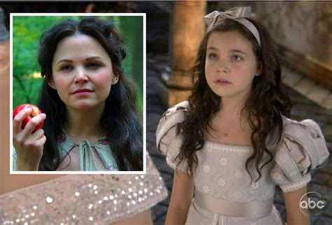Best TV Flashback Casting — Once Upon a Time's Snow ...