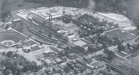 ambler pennsylvania  original asbestos factory town