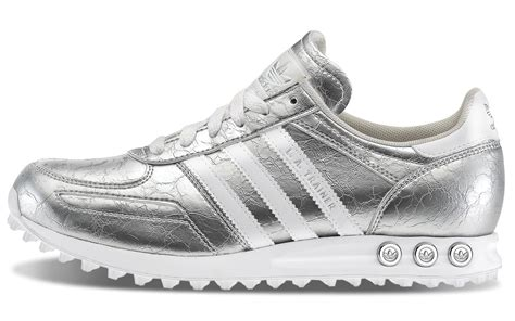 leather work shoes adidas w la trainer silver shoes aw lab