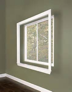 How To Install Chair Rail Molding by Window And Patio Door Moulding Kits Quikcase