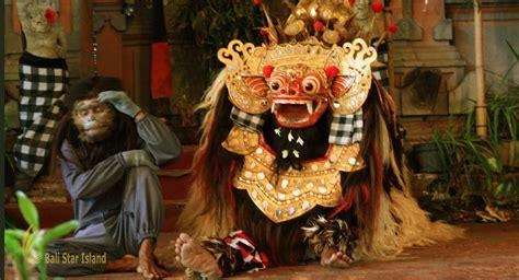 barong dance  favorite balinese dance tours bali