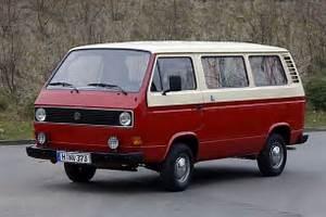 VW T3 history, photos on Better Parts LTD T3