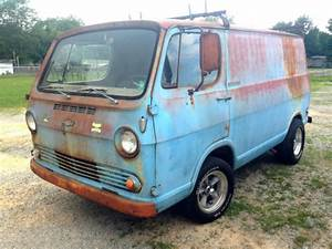 1965 Chevrolet G10 Van One Owner  Barn Find  Patina  Rat Rod  Classic  Custom