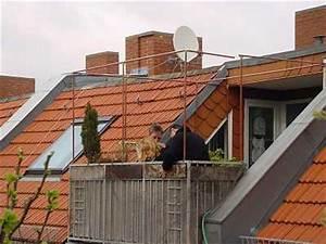 Katzen Balkon Sichern Ohne Netz : offener balkon mit schr gdach katzen forum ~ Frokenaadalensverden.com Haus und Dekorationen