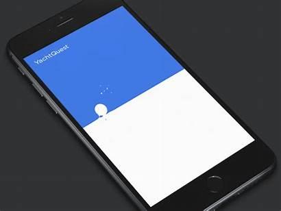 Loading Animation App Ui Mobile Ux User